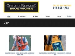 Online Crane Training