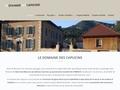 Domaine des capucins Gîtes Salin-les-Bains Jura