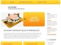 Formation  de diagnostiqueurs en immobilier