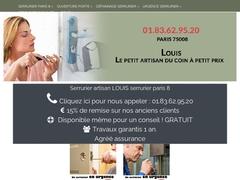 Yanick Serrurerie Paris 75008