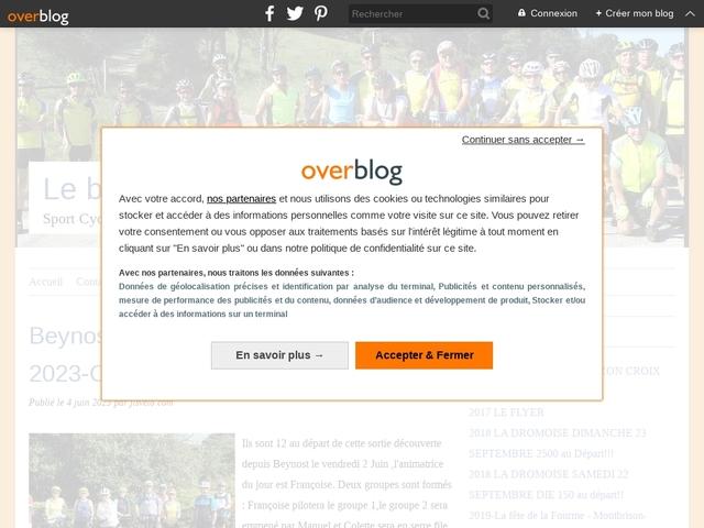 Le blog de jlsvelo