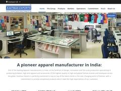 Garment Manufacturers - Eastmanexports.com