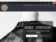 Capes by Sheena
