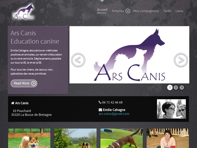 ARS-CANIS