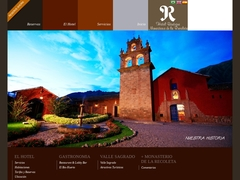 Sacred Valley Hotel - Cusco Hotels