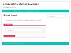 comparateur assurance santé