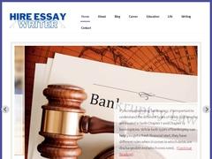 Hireessaywriter