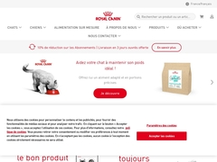 Royal Canin France : conseil et alimentation du chien et du chat