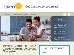New Jersey Loans Online