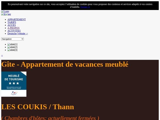 Les Couki's 68620 Bitschwiller-lès-Thann