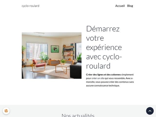 Cyclo roulard