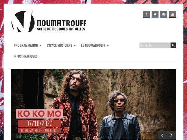 """ECOLE DE MUSIQUE de Mulhouse """" Le Noumatrouff"""""""