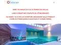 Centre aquatique - O2 Falaises