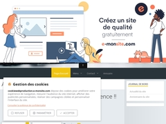 Cookie & Web Production