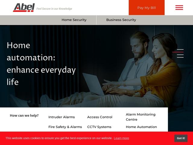 Abel Alarm Co Ltd
