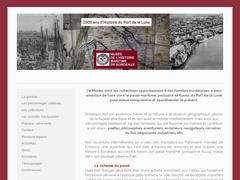 Musée de l'Histoire maritime de Bordeaux.