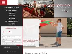 Site de l'OT de Soule