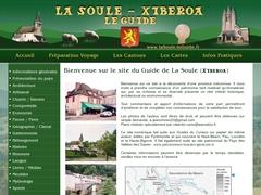 La Soule - Xiberoa - le guide