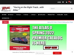 Welcome to the Atlas Online Store