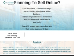 Complete Ecommerce Software Solutions - Counfreedise