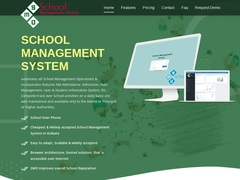 School Management System   SMO