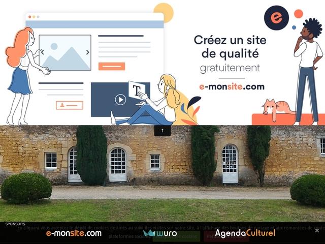 Château Chesnel Gîte des Gardes en Charente à 5 km de Cognac