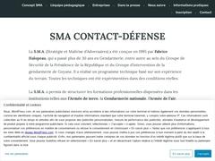 SMA 75 Club self-défense