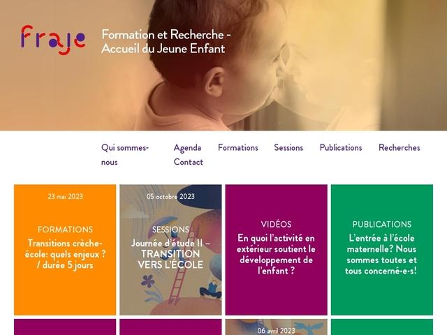 Fraje | Le projet