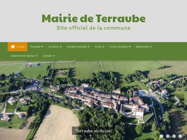 Bievenue sur Terraube.com