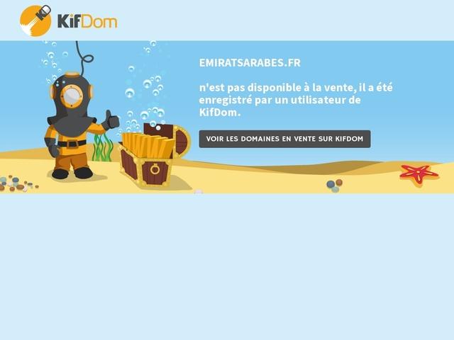 Emirats Arabes.fr
