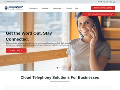 Transactional SMS Service Provider in Singapore