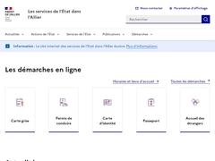 Sous-Préfecture de Vichy