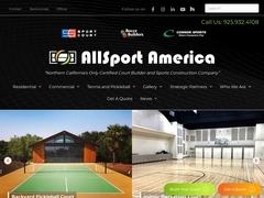 Northern California Sport Court Builder & Flooring | AllSport America