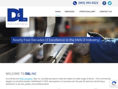 Affordable Air Conditioning Repair Service Florence, SC – D & L INC