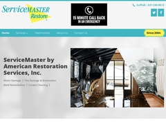 ServiceMaster by  American Restoration Services Inc