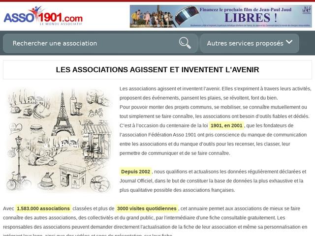 Annuaire des associations françaises