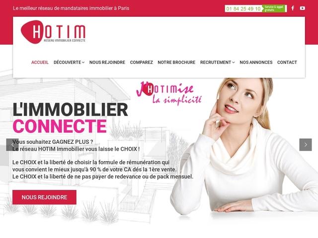 Réseau mandataire immobilier Paris