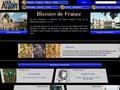 "HIStoire - Histoire de France</title> <script> SiteHIStoire={TeteSite:""Presente""};  function DecodeParam(libelle) {    var ligne="""";    var i;    var tab=document.locat"