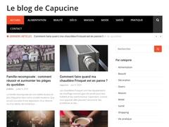 Le blog de Capucine