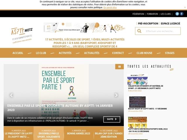ASPTT Metz Club Omnisports