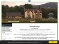 Clisham Bed & Breakfast - Pirnmill - Isle of Arran.