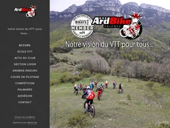 VTT Ardbike, le club de vtt de valence - Drôme