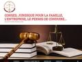 avocat conseil juridique