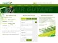 Air Guyane : Vol Guyane, billet d'avion Guyane. Vols Cayenne, Maripassoula, Saul, St Georges