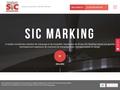 Sic Marking | Machines de marquage et gravage laser