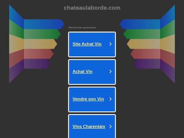 Chateau Laborde  Grand Vin de Bordeaux Chambre d'hôtes