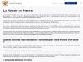 Le Centre de Russie pour la Science et la Culture à Paris