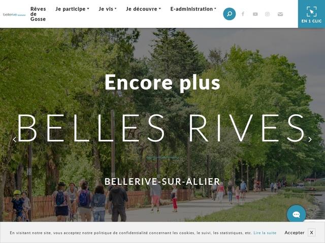 Ville de Bellerive sur Allier
