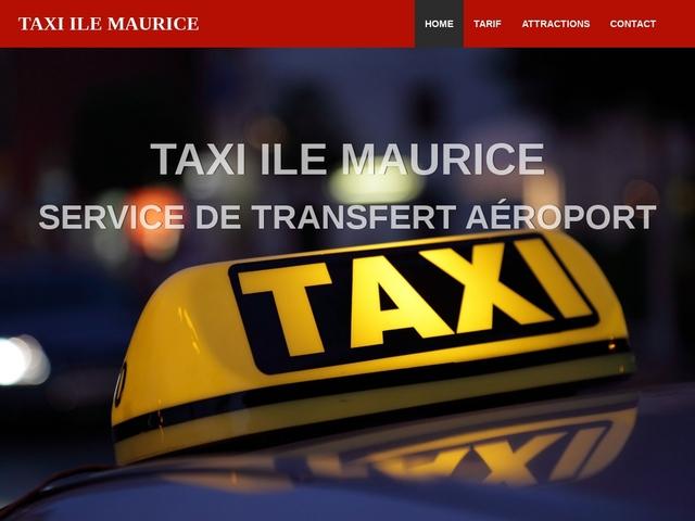 Taxi Ile Maurice
