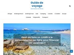 Guide de voyage : destinations de rêves - Mannuaire.net